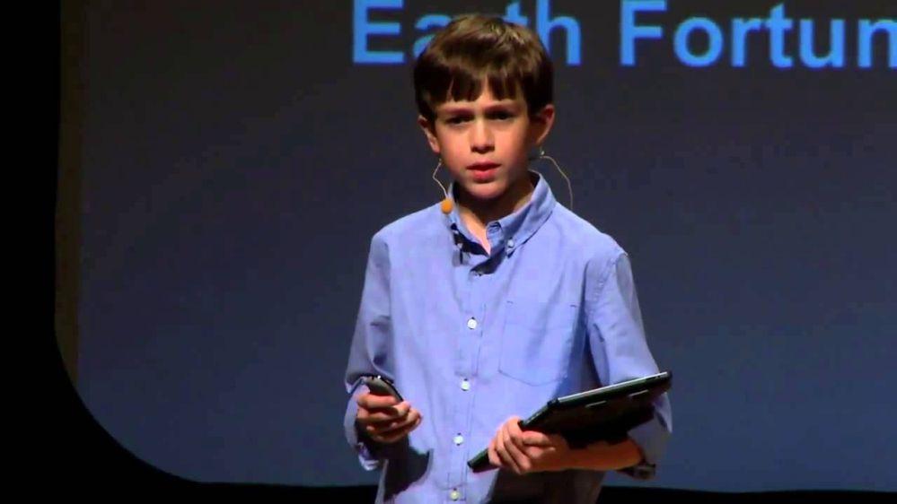 crianças empreendedoras
